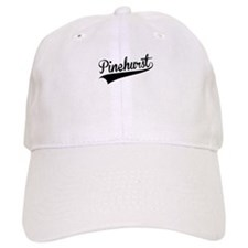 Pinehurst, Retro, Baseball Baseball Cap