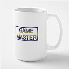 Game Master Mug Mugs
