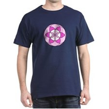 Seed of Life Pink1 T-Shirt