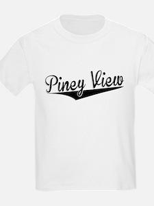 Piney View, Retro, T-Shirt
