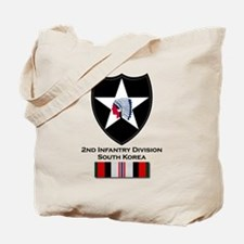 2nd ID Afghanistan Tote Bag