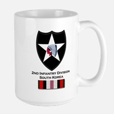 2nd ID Afghanistan Mug