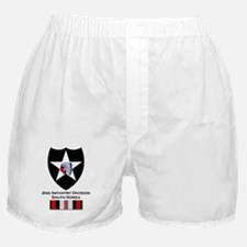 2nd Infantry Afghanistan Boxer Shorts