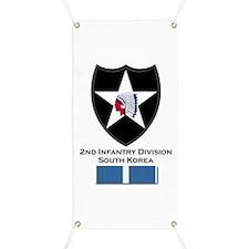 2nd ID Korea Banner
