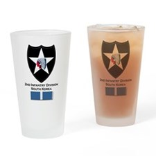 2nd ID Korea Drinking Glass