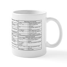 Emacs Reference Mug