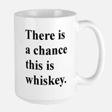 There Is A Chance This Whiskey. MugMugs