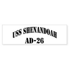 USS SHENANDOAH Bumper Sticker