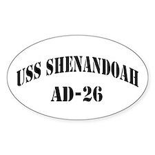 USS SHENANDOAH Decal