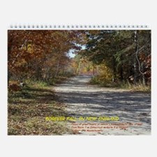 Forever Fall In New England Wall Calendar