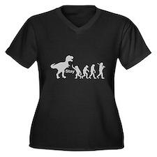 T Rex Stay Plus Size T-Shirt