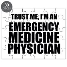 Trust Me, I'm An Emergency Medicine Physician Puzz