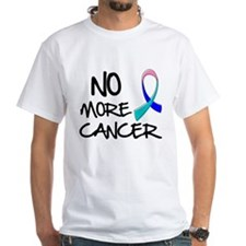 No More Thyroid Cancer T-Shirt