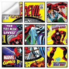 Daredevil Boxes Wall Art Wall Decal