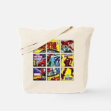 Daredevil Boxes Tote Bag