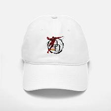 Daredevil Action Pose Baseball Baseball Cap