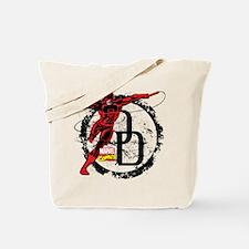 Daredevil Action Pose Tote Bag