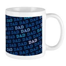 Dad Pattern Mugs