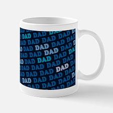 Dad Pattern Mugs