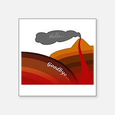 subduction Sticker
