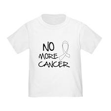 No More Retinoblastoma Cancer T-Shirt