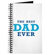 The Best Dad Ever Journal