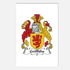 Griffiths Postcards (Package of 8)