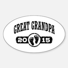Great Grandpa 2015 Decal