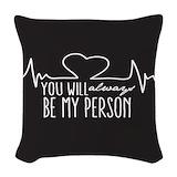 Greysanatomytv Woven Pillows
