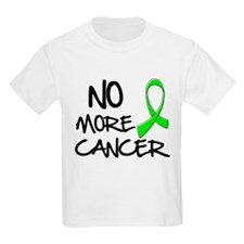 No More Non-Hodgkins Lymphoma Cancer T-Shirt