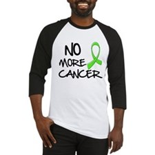 No More Non-Hodgkins Lymphoma Cancer Baseball Jers