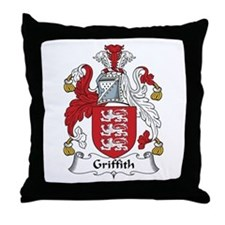 Griffith (Wales) Throw Pillow
