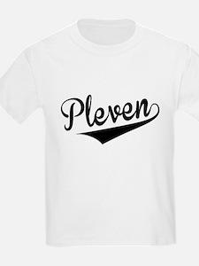 Pleven, Retro, T-Shirt
