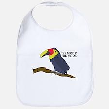 The Bird Is The World Bib