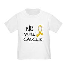No More Neuroblastoma Cancer T-Shirt