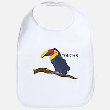 Toucan Bib