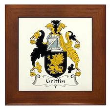Griffin II Framed Tile