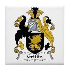 Griffin II Tile Coaster