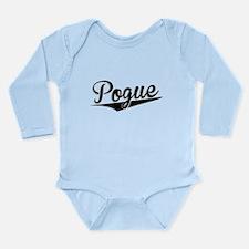 Pogue, Retro, Body Suit