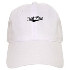 Point Place, Retro, Baseball Baseball Cap