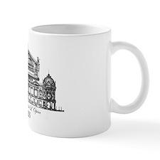 Vintage Grand Opera House, Paris Mug