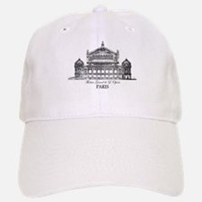 Vintage Grand Opera House, Paris Baseball Baseball Cap