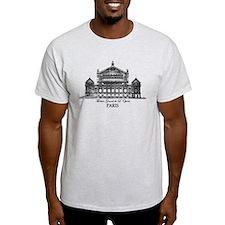 Vintage Grand Opera House, Paris T-Shirt