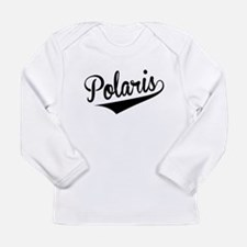 Polaris, Retro, Long Sleeve T-Shirt