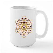 MetatronGlow1 Mug