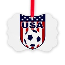 USA soccer Ornament