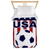Soccer Twin Duvet Covers