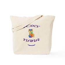 Foxy Nana Tote Bag
