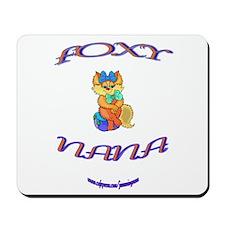 Foxy Nana Mousepad