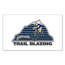 Mountain Biking Colorado Decal